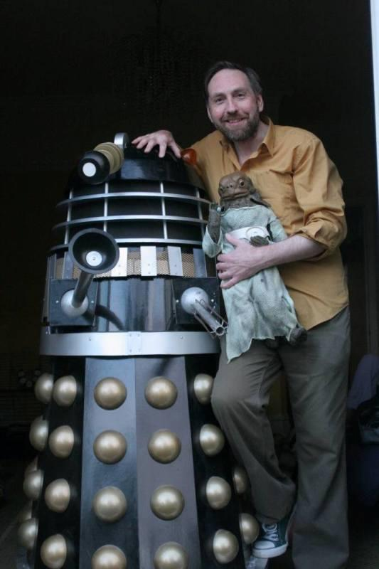 Dalek model maker calls for permanent invasion of iconic villains