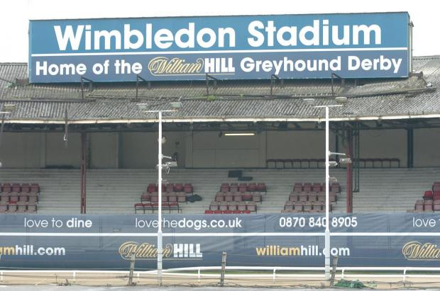 Greyhound racing has been held at Plough Lane since 1928
