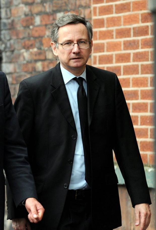 International lawyer Hugh Wotherspoon avoids jail after groping woman on a bus