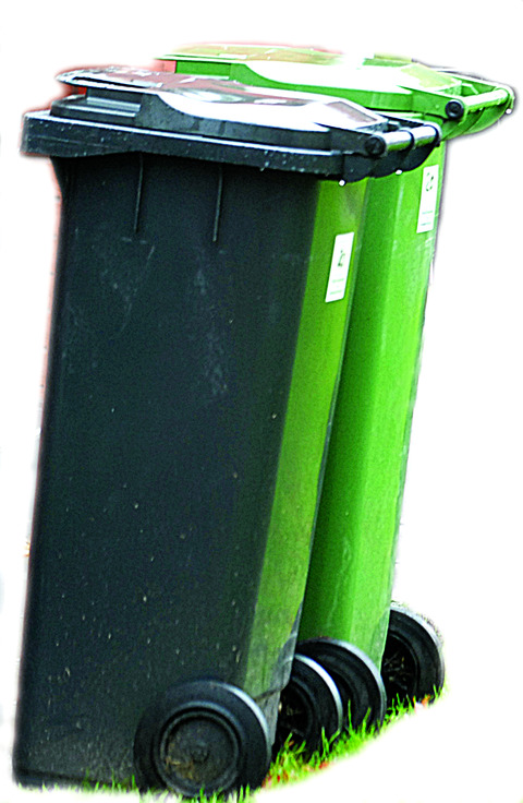 Sutton's recycling rate has improved by 10 years but at a much slower rate than other areas