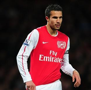 Manchester United have signed Robin van Persie on a four-year deal