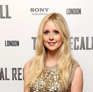 Diana Vickers shot to stardom on the fifth series of The X Factor
