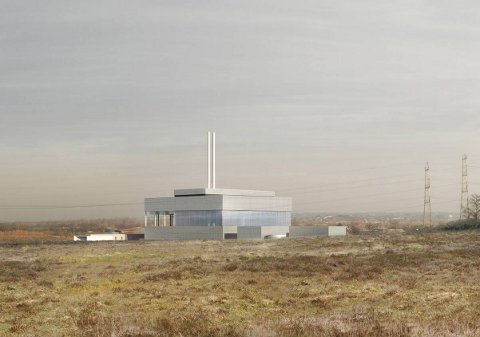 Incinerator plans such as the one pictured are becoming increasingly common