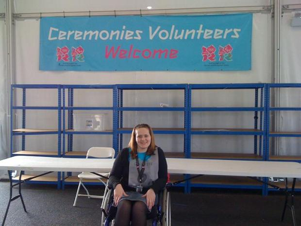 Dancer Becki McGuinness relishes chance to perform at Paralympic opening ceremony
