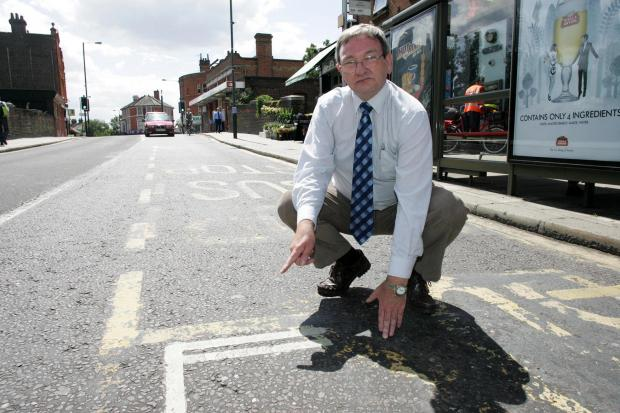 Fair parking campaigner Nigel Wise says Merton Council's off-street parking by-law is out of date and invalid