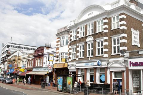 Raynes Park hailed as UK's best performing high street