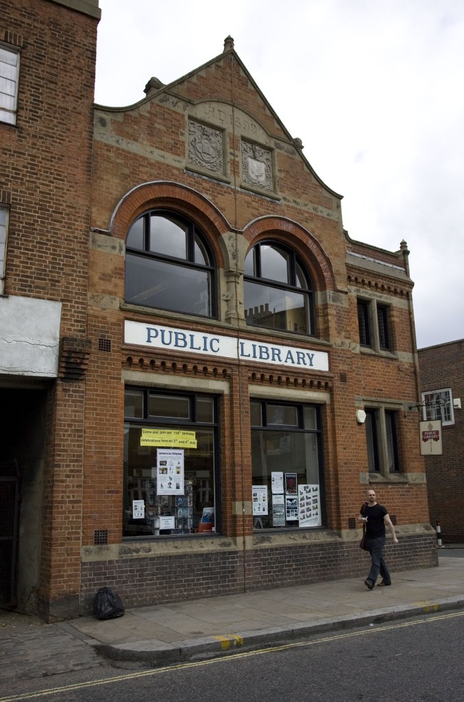 Upper Norwood Library will be run by community group