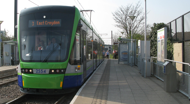 The new Stadler trams have been ordered by London Tramlink as part of the Wimbledon Line Enhancement Programme