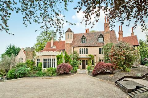 The Old Rectory is on the market for £26m