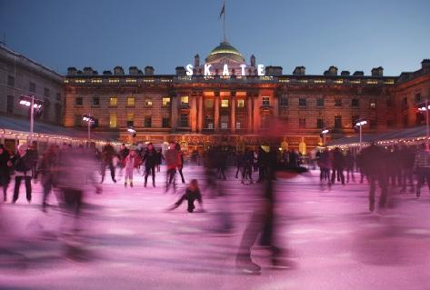 Your Local Guardian: Skate at Somerset House
