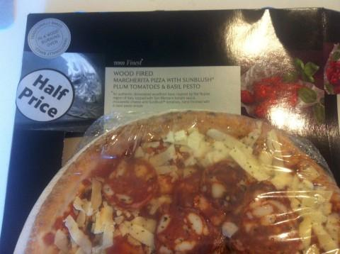 Tesco Margherita Pizza Covered In Pork Discovers Shocked