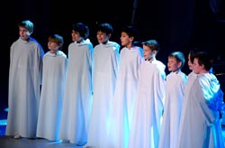 Singing out: Libera