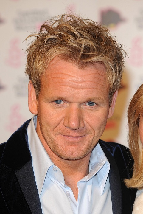 Gordon Ramsay lives in Wandsworth Common
