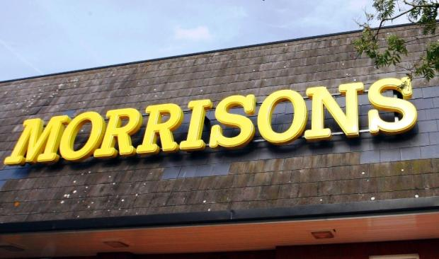 The new Morrisons store will open on Monday
