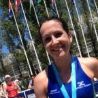 Clapham Chaser on podium in Lisbon International
