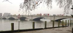 Grade II listed: Putney Bridge