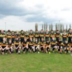 Champions: Esher U14s are celebrating promotion for the second consecutive season