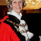 New Mayor of Wandsworth Angela Graham