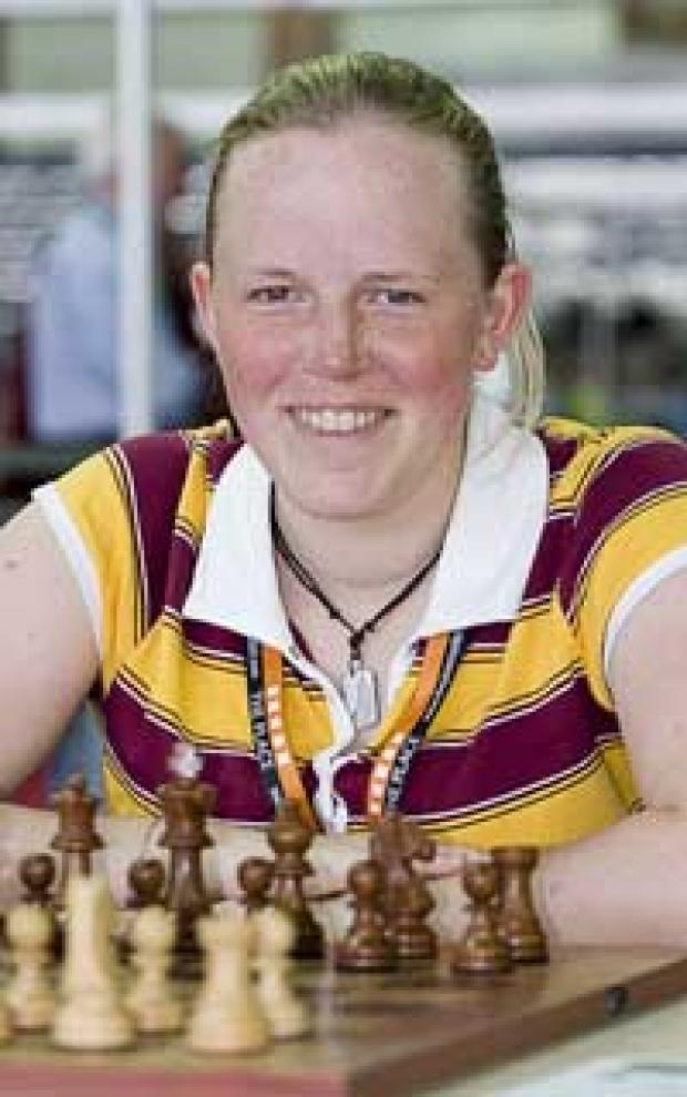 Your Local Guardian: Chess champ: Jessie Gilbert