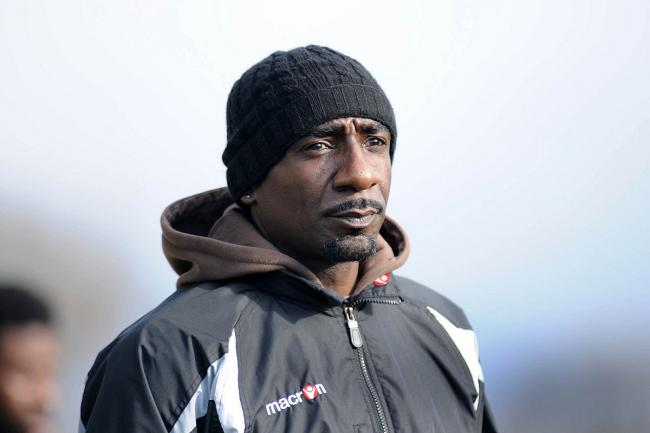 In limbo: Tooting & Mitcham manager Phil Simpson is still waiting to know if he will be in charge next season