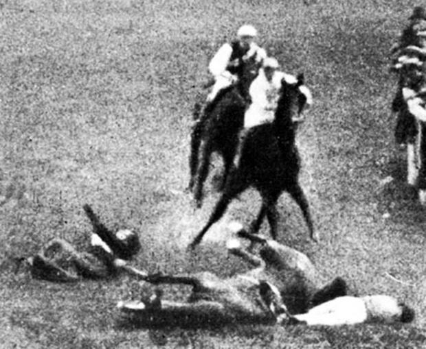 Your Local Guardian: Emily Wilding Davison's brutal death at the 1913 Derby