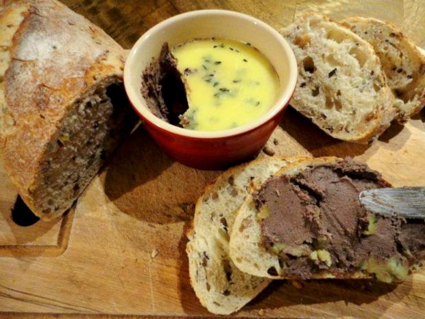 Your Local Guardian: My homemade chicken liver pate