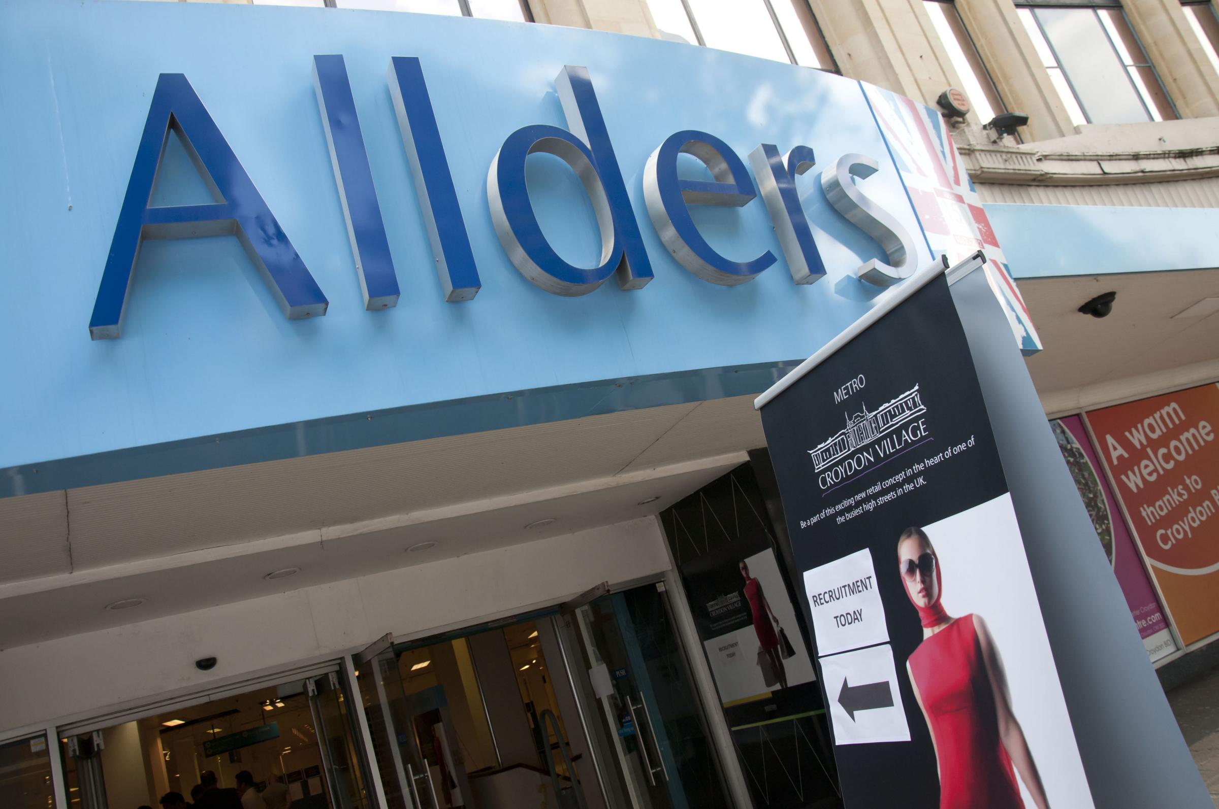 Croydon Village will be based in the former Allders building