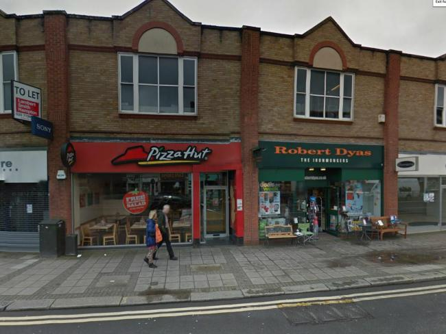 Pizza Hut Closes Down In Epsom High Street Your Local Guardian