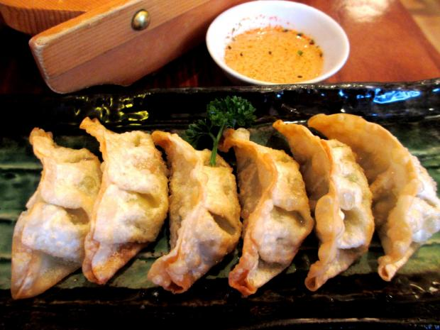Your Local Guardian: Gyoza dumplings