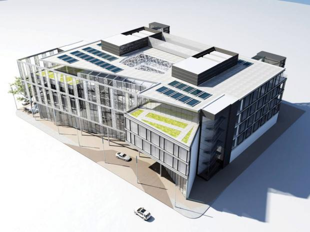 Your Local Guardian: SubSea 7's plans for new offices in the Brighton Road car park