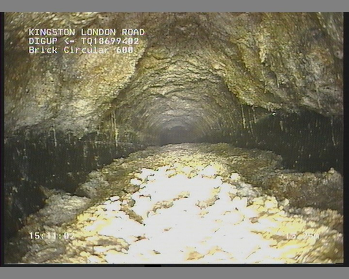 Fatberg - which combines the words fat with iceberg, is defined as