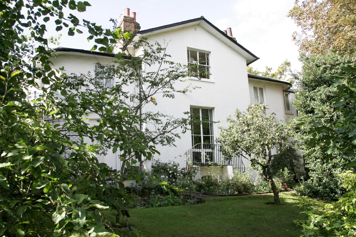 Turner's house: Enjoying a rejuvenation