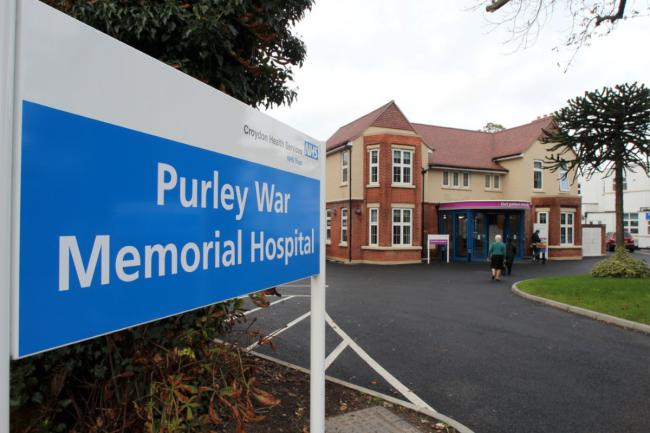 Purley War Memorial Hospital's minor injuries unit is to become a GP-led