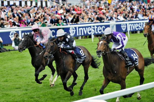Your Local Guardian: Horse racing at the Epsom Derby in 2012