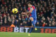 No small matter: Mile Jedinak buried an excellent free kick to seal Crystal Palace's 3-1 win over Liverpool