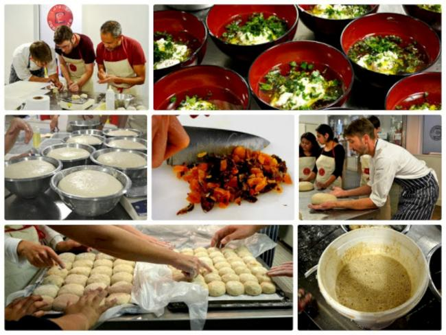 L'atelier des Chefs is a cookery school in London with a selection of interactive cooking classes