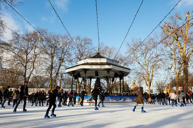 Your Local Guardian: Winter Wonderland in Hyde Park, London