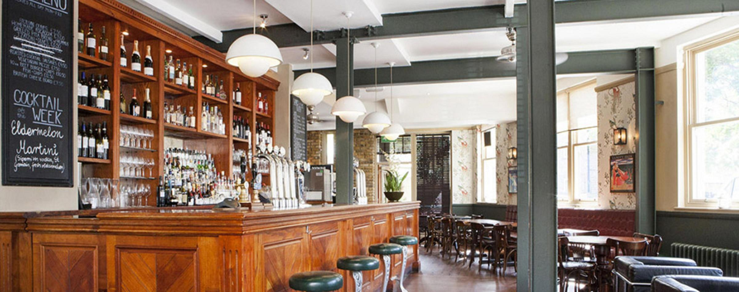 The Stonhouse, Clapham