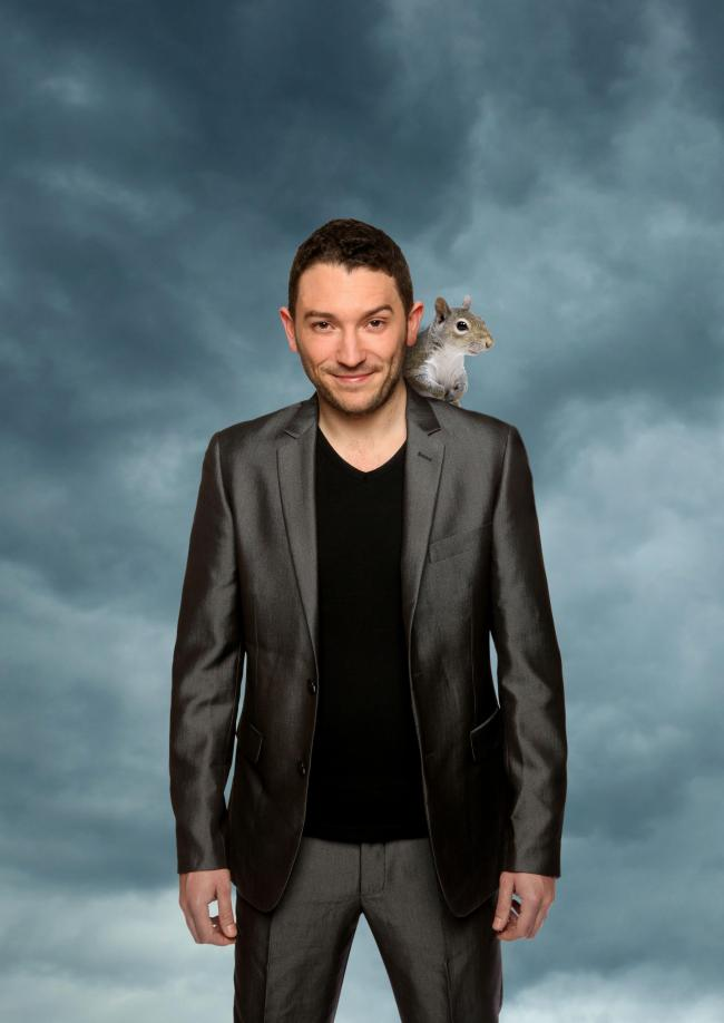 8 Out of 10 Cats comedian Jon Richardson brings his friends to Sutton for charity comedy night