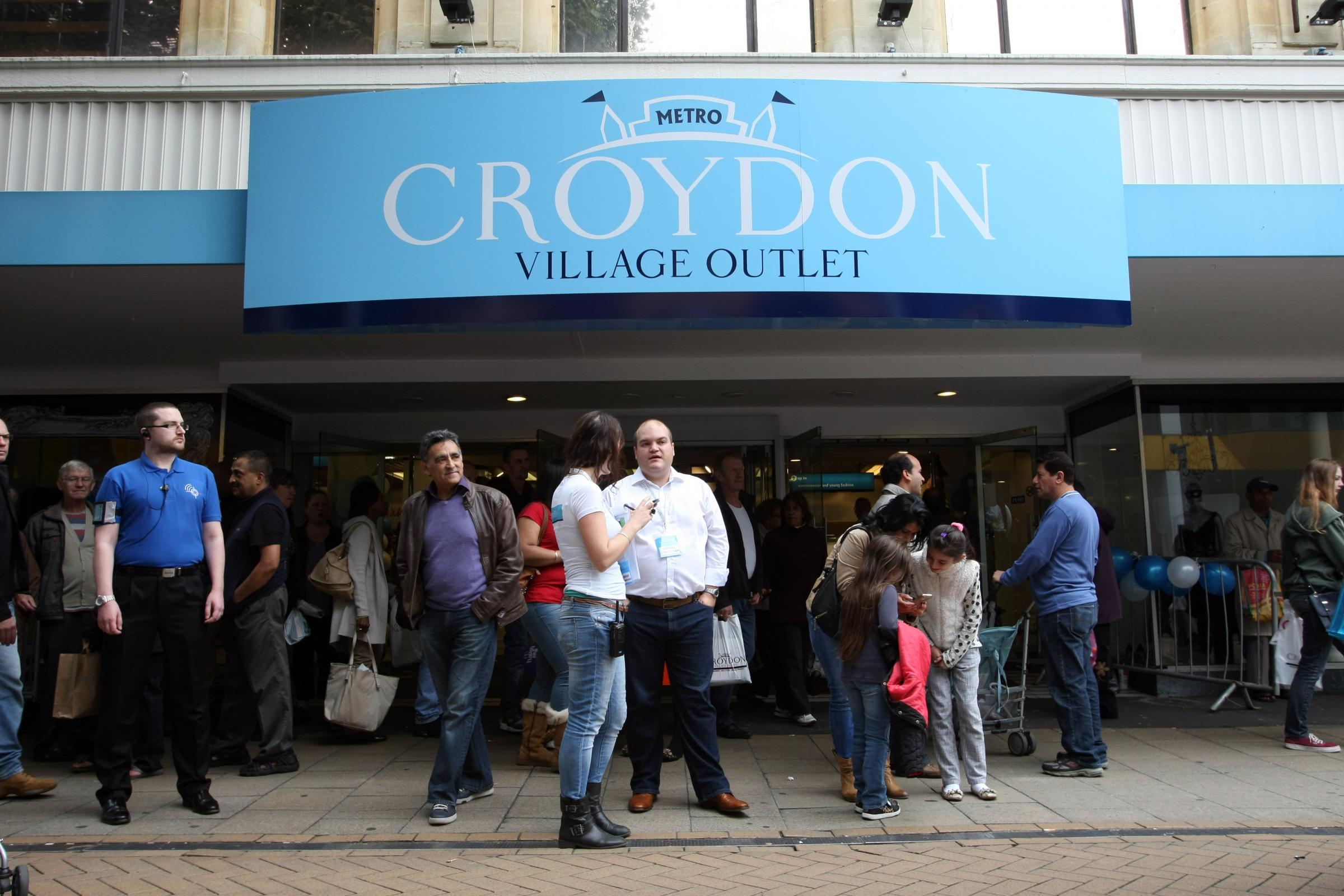 Clive Coombes is opening Zervo on the site of Croydon Village Outlet