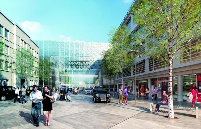 Whitgift Centre purchase to pave way for Westfield Hammerson given the all clear by Government