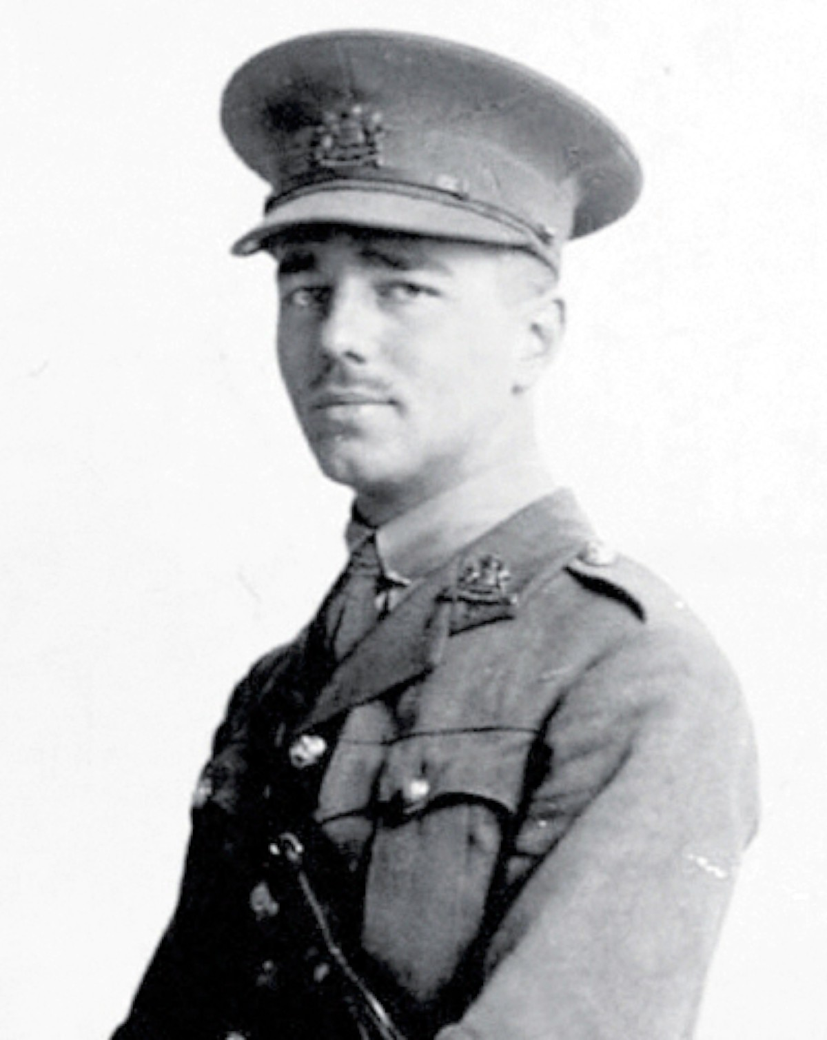 Portrait of Wilfred Owen, by his uncle John Gunstun