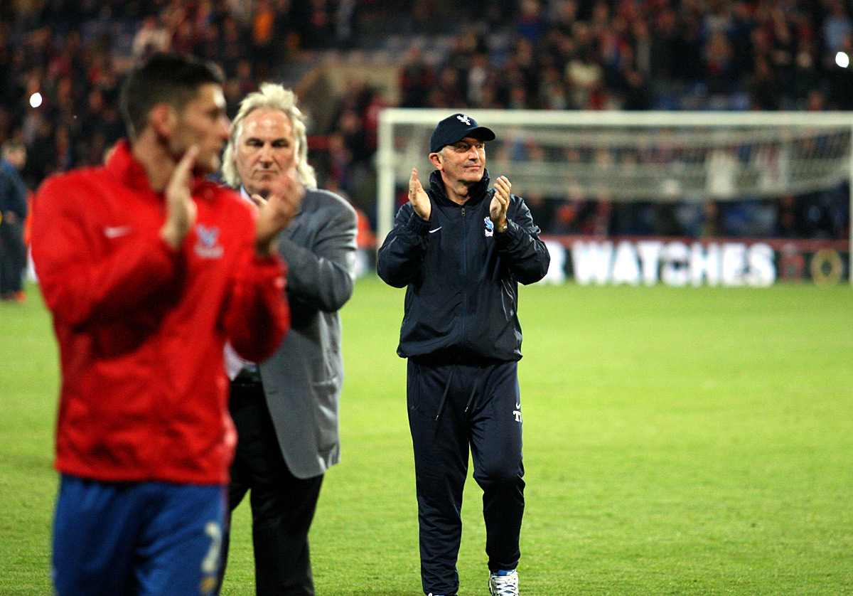 Your Local Guardian: Tony Pulis