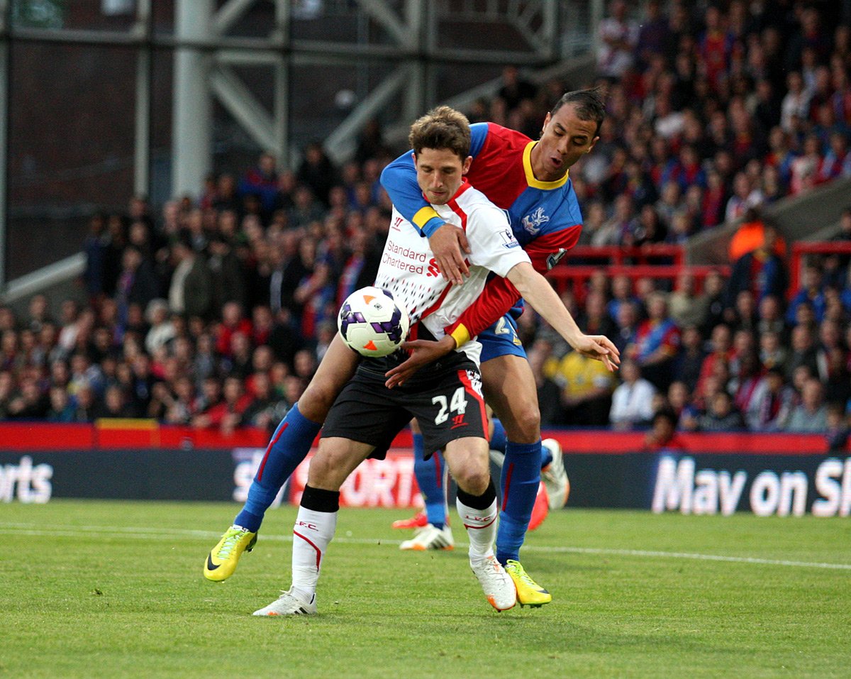 Your Local Guardian: Marouane Chamakh challenges Joe Allen