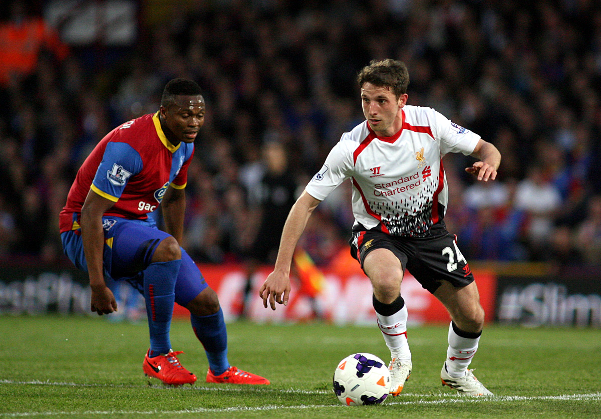 Your Local Guardian: Joe Allen gets away from Yannick Bolasie