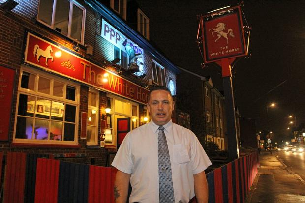 Your Local Guardian: Danny Foley has been the pub's landlord for six years