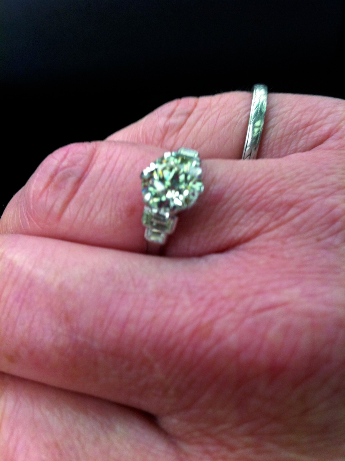 Stolen from Ashtead: Watches, clocks, jewellery, diamond ring ...