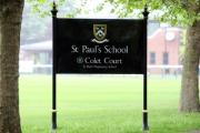 Police are investigating claims of a sex abuse ring at St Paul's School in Barnes