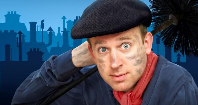 Comic Tim Vine has taken to Twitter to call for Sutton's theatres to be saved