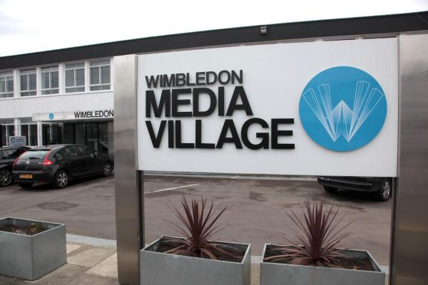 Businesses in Wimbledon Media Village were told today they must find new offices.
